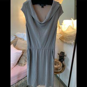 St. John Gray dress